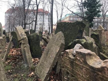 Old Jewsih Cemetery